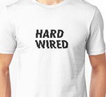 METALLICA NEW ALBUM Hardwired Hard Wired To Self Destruct Unisex T-Shirt