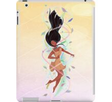 Feel the Colours of the Wind iPad Case/Skin