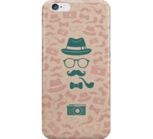 Hipster Symbol Pattern iPhone Case/Skin