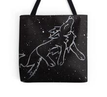 Howling Stars Tote Bag