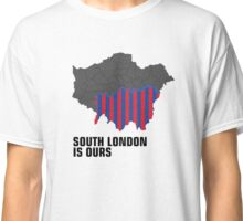 South London is ours CPFC Classic T-Shirt