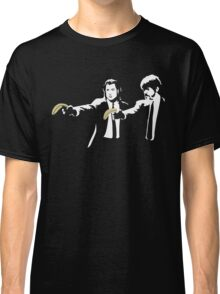 Banksy Pulp Fiction Classic T-Shirt