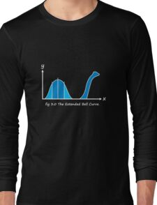 Bell Curve Long Sleeve T-Shirt