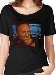 Frank, Blue Velvet  Women's Relaxed Fit T-Shirt