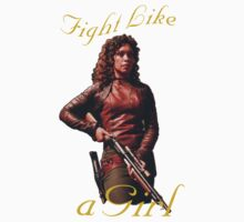 Fight Like a Girl (Firefly) by potterstinks