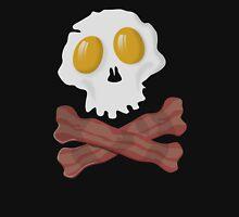 Egg Skull Bacon Womens Fitted T-Shirt