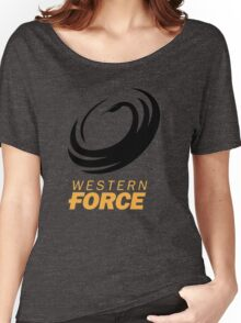 Western Force Women's Relaxed Fit T-Shirt
