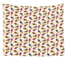 Ice Cream Everywhere! Wall Tapestry