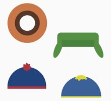 South Park Minimalist by jayebz