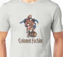 Colonel Forbin Unisex T-Shirt