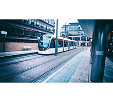 Tramway, Edinburgh, Scotland Photographic Print