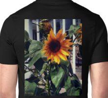 Vineyard Sunflower Unisex T-Shirt
