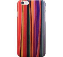 Textile Hammock Stripes iPhone Case/Skin