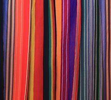 Textile Hammock Stripes by rhamm