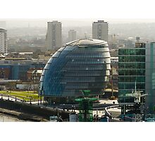 London City Hall Photographic Print