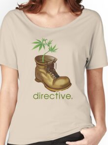 directive Women's Relaxed Fit T-Shirt