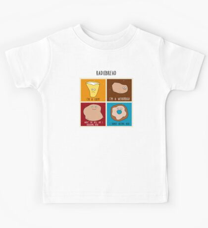 Radiobread Kids Tee