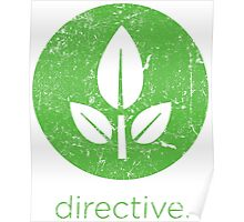 Directive Poster