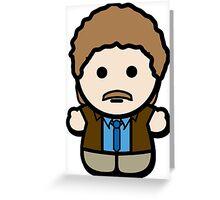 Hello Kurt (Vonnegut) Greeting Card