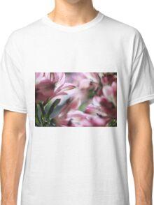 Pink Blur Classic T-Shirt