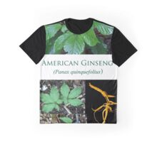 American Ginseng  Graphic T-Shirt
