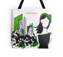 Central Park Edition - I LOVE NEW YORK COLLECTION Tote Bag