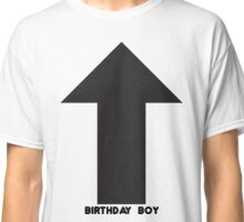 Birthday Boy Classic T-Shirt