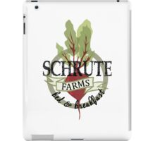 Schrute Farms Bed and Breakfast iPad Case/Skin