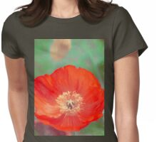 Poppy 22 Womens Fitted T-Shirt