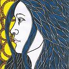 girlblue by Ronan Crowley