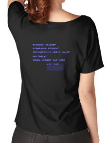 Benjamin Kevin Chang Women's Relaxed Fit T-Shirt