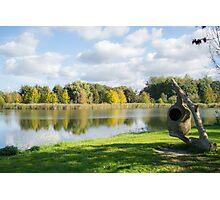 Almost Autumn Photographic Print