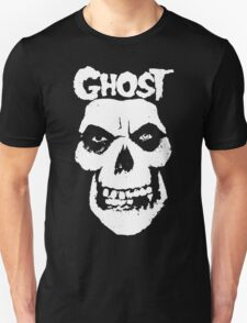 Crimson Ghost B.C Skull T-Shirt
