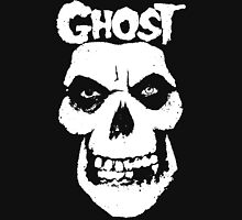 Crimson Ghost B.C Skull T-Shirt