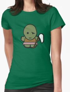 Hello Toxie Womens Fitted T-Shirt