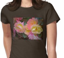Rose 380 Womens Fitted T-Shirt