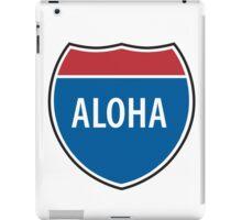 Interstate Aloha iPad Case/Skin