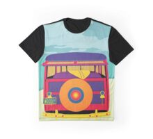 Woody at the Beach 1 Graphic T-Shirt