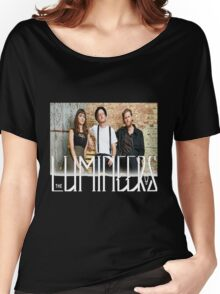 the lumineers band Women's Relaxed Fit T-Shirt