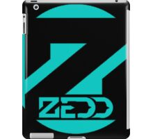 ZEDD BLUE iPad Case/Skin