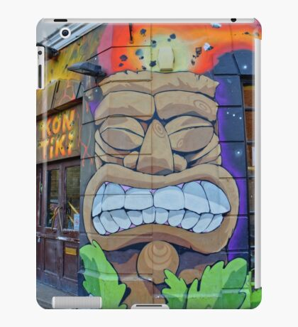 Graffiti Wall - Graffiti Arts iPad Case/Skin