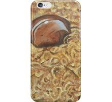 A drop of orange  iPhone Case/Skin