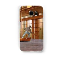 I know we agreed to try to free everyone but if we spring Aleek I'm afraid there'll be trouble. Samsung Galaxy Case/Skin