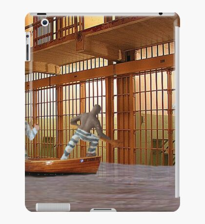 I know we agreed to try to free everyone but if we spring Aleek I'm afraid there'll be trouble. iPad Case/Skin