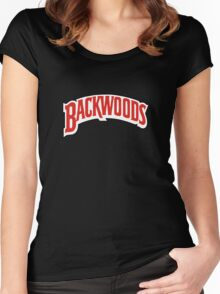 Backwoods Women's Fitted Scoop T-Shirt