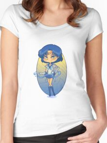 Sailor Mercury Women's Fitted Scoop T-Shirt
