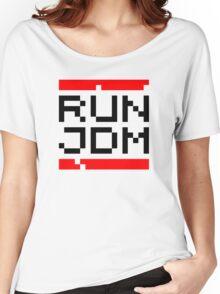 RUN JDM (1) Women's Relaxed Fit T-Shirt
