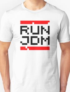 RUN JDM (1) T-Shirt