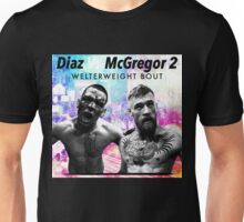 diaz vs mcgregor Unisex T-Shirt