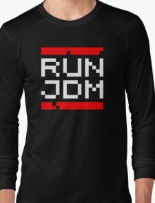 RUN JDM (2) Long Sleeve T-Shirt